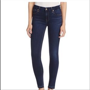 7 For All Mankind 'The Skinny' Jeans Size 30